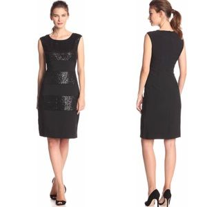 💠NEW Black Sequins Sheath Dress
